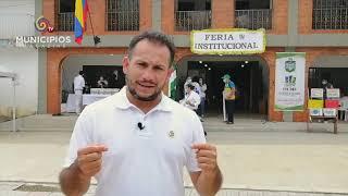 TV MUNICIPIOS – LA ALCALDÍA DE ENCINO – SANTANDER REALIZÓ UNA FERIA INSTITUCIONAL