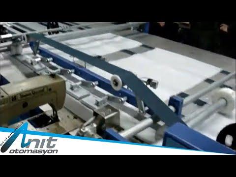 Tekstil Makinesi Çuval Boylama ve Dikme