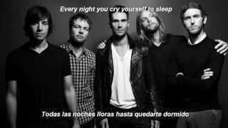 I won't home without you - Maroon 5 (sub. español - ingles)