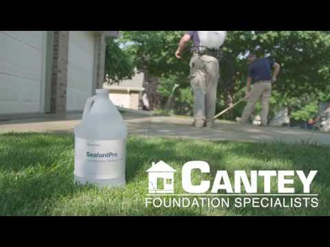 Whether you've just built a brand-new home, updated your existing home with new concrete or just want to extend the life of your existing driveway, patio or sidewalk, it makes sense to protect your investment by protecting your concrete. SealantPro from Cantey Foundation Specialists permanently protects concrete with just one application and extends its life by 3-5 times