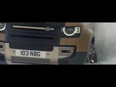 Land Rover Defender 90 Внедорожник класса J - рекламное видео 1