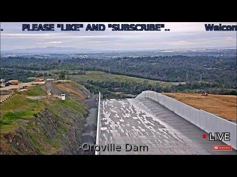 Oroville Visitor Center Webcam is back up! — Steemit