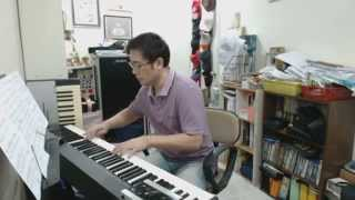 TVB LINE WALKER 使徒行者 Sub-Theme Song - Love Is Not Easy (越難越愛) - Jinny Ng 吳若希 - piano cover and sheet