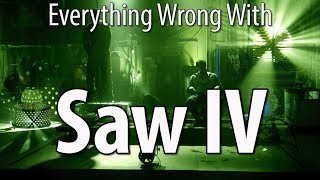 Everything Wrong With Saw IV In 16 Minutes Or Less