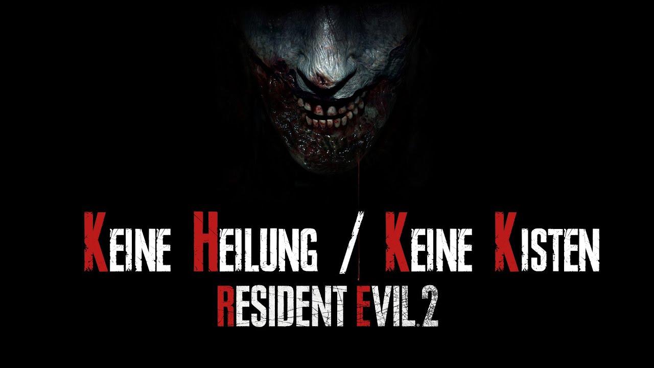 Resident Evil 2 – Frugalist & Minimalist Run [Assistiert]