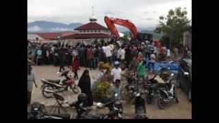 ISMKMI Prov Aceh Peduli Gempa Pidie Jaya