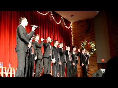 ius straight no chaser sings 12 days of christmas - 12 Days Of Christmas By Straight No Chaser