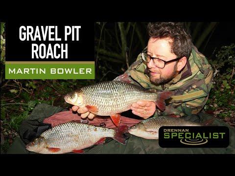 Fiskeri efter store skaller med Martin Bowler