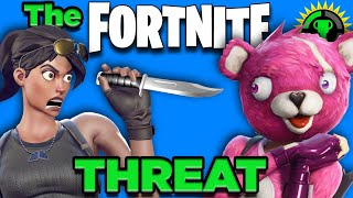 Game Theory: Does Fortnite Make You VIOLENT? (Fortnite Battle Royale) - dooclip.me