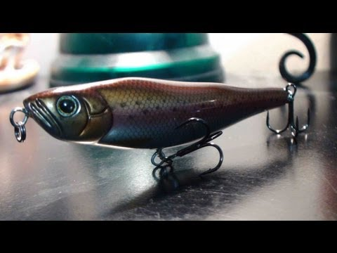 Unboxing New Lures! Tackle Grab #2