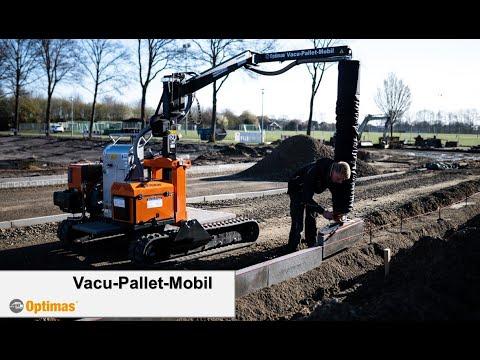 Optimas Vacu-Pallet-Mobil