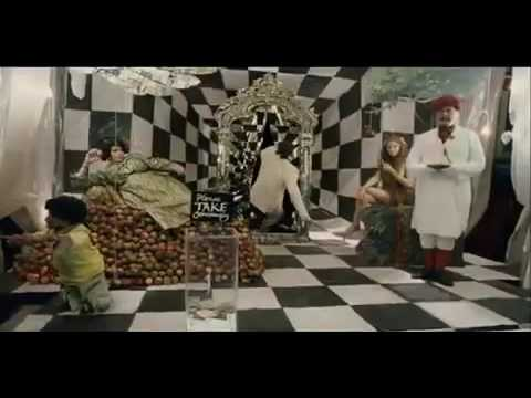 The Imaginarium of Doctor Parnassus (UK Trailer)