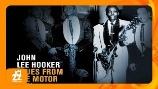 John Lee Hooker - Ground Hog Blues
