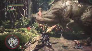 Monster Hunter: World Deviljho Insect Glaive Solo 5