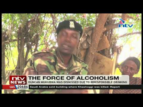Ex-GSU dismissed for irresponsible drinking on menial jobs to get money foe beer