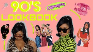 90s LOOKBOOK   90s INSPIRED OUTFIT IDEAS