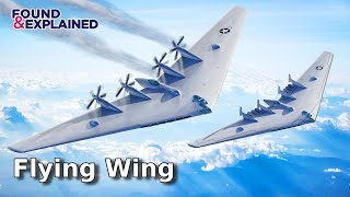This Plane Is CURSED - The Forgotten Flying Wing…