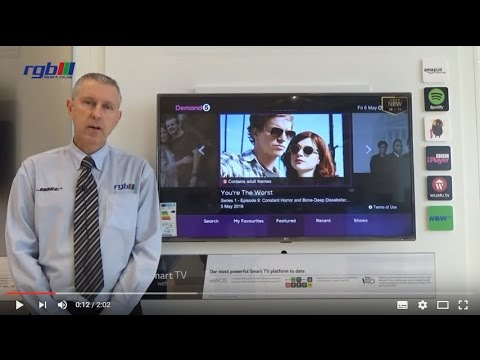 LG LH604V Series Full HD TV Review - 55LH604V, 49LH604V, 43LH604V, 32LH604V,