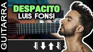 """Como Tocar """"Despacito"""" De Luis Fonsi En Guitarra - Tutorial Super Fácil (HD)"""