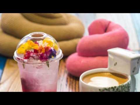 Video 8 Kafe bertema toilet dari berbagai belahan dunia, ada 2 di Indonesia!