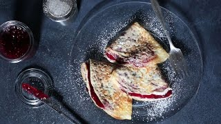 The Trick To Making Crepes - Kitchen Conundrums With Thomas Joseph