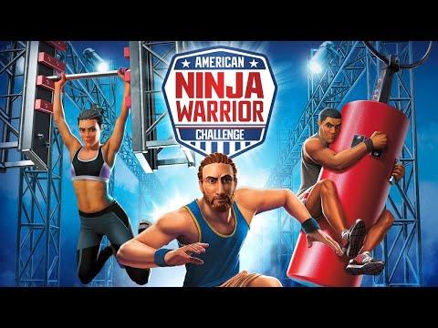 American Ninja Warrior Challenge | PS4 Let's Play