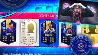 OMG I GOT TOTY RONALDO! - FIFA 19 Ultimate Team RTG Draft #86