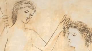 Deux Femmes Et Enfant (Picasso)