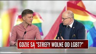"""GDZIE SĄ """"STREFY WOLNE OD LGBT""""?"""
