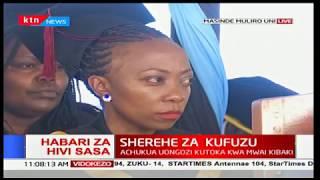 Maelfu wafuzu katika Chuo Kikuu cha Masinde Muliro