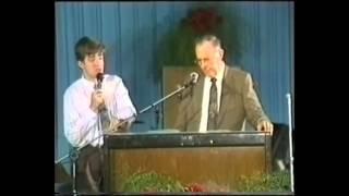 Как расправляться с бесами (1 из 2) - Дерек Принс