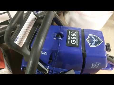 FarmerTec G660 vs Dolmar 7910 - смотреть онлайн на Hah Life