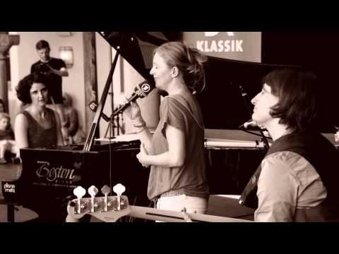 DieDreiDamen EPK online metal music video by LISA WAHLANDT