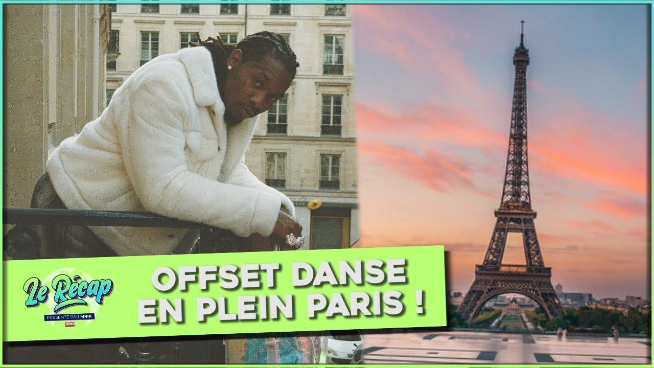 Le Récap d'Mrik : Offset DANSE en PLEIN PARIS !