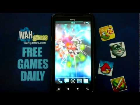 Video of Atom free live wallpaper
