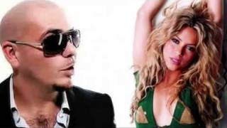 Shakira Feat. Pitbull - Rabiosa