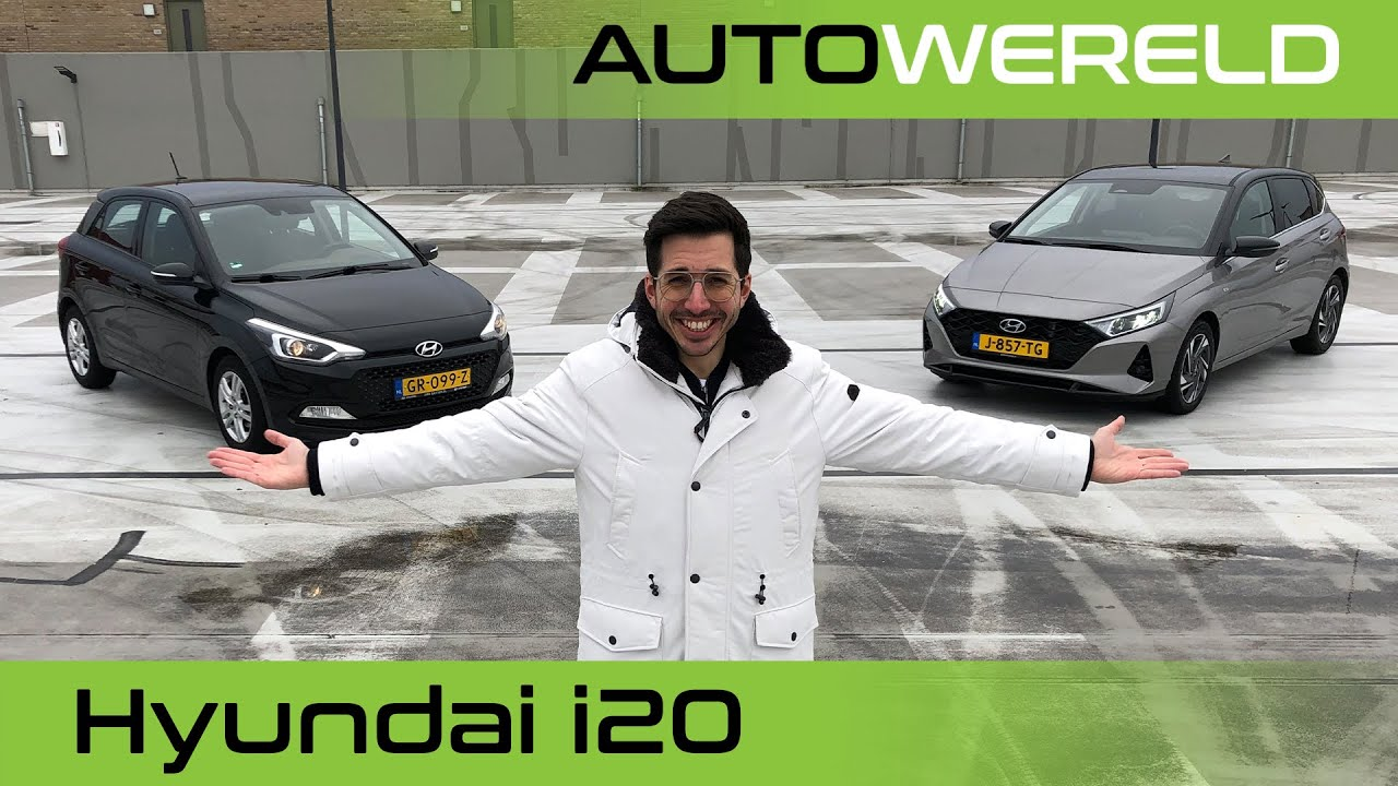 Hyundai i20 (2021) review met Andreas Pol