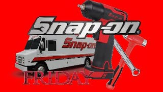 Snap On Friday Summer Sizzler Event! Sweet BBQ Grill and Deals