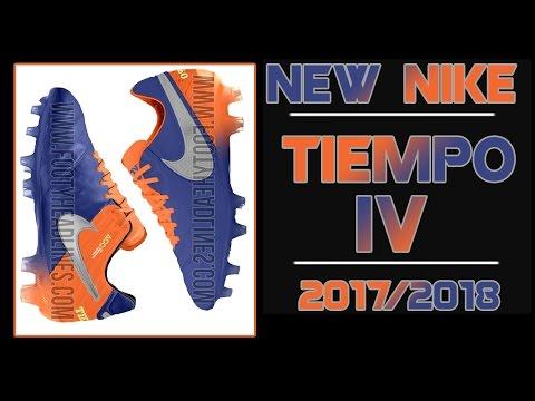 PES 2013 New Boots Nike Tiempo Legend VI 2017/2018 HD by DaViDBrAz