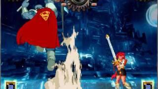 Mugen #80: Hammer of Justice, Sword of Light