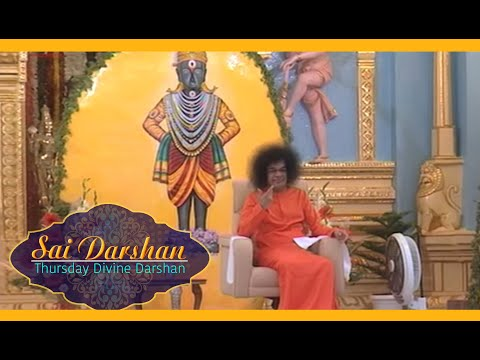 Darshan Of Sri Sathya Sai Baba — Part 261 — Ashadi Ekadasi 2001