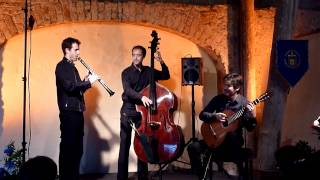 preview picture of video 'Sommertöne 2011 - David-Orlowsky-Trio - Konzertausschnitt'