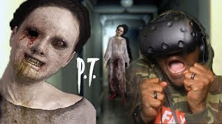 The SCARIEST Silent Hills Fan Remake In VR | Corridors (w/ HEART RATE MONITOR)