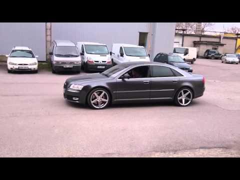 """Audi S8 new 20"""" wheels & takeoff"""
