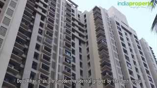 preview picture of video 'Dosti Vihar 2-3BHK Apartments at Pokharan Road, Thane - A Property Review by Indiaproperty.com'