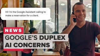 Google is trying to make Duplex AI less creepy (CNET News)