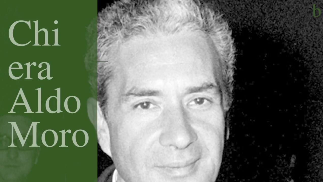 Chi era Aldo Moro
