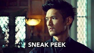 "Shadowhunters 3x14 Sneak Peek #2 ""A Kiss From a Rose"" - Magnus visite Lorenzo"