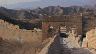 Video : China : Images of JinShanLing Great Wall, BeiJing