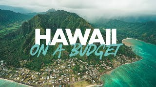 How To Travel Hawaii ON A BUDGET With Jackson Groves | UNILAD Adventure